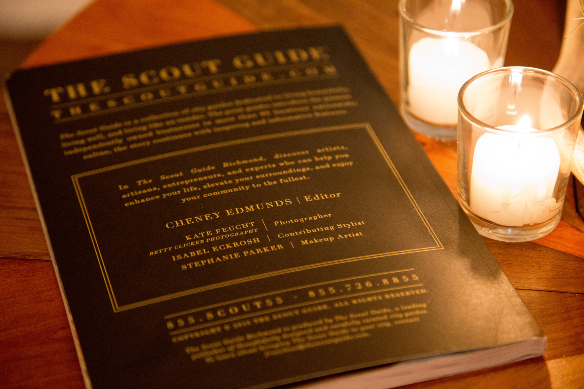 Glint Events, The Scout Guide, Richmond Virginia, RVA, Shagbark, launch party, release party, corporate event