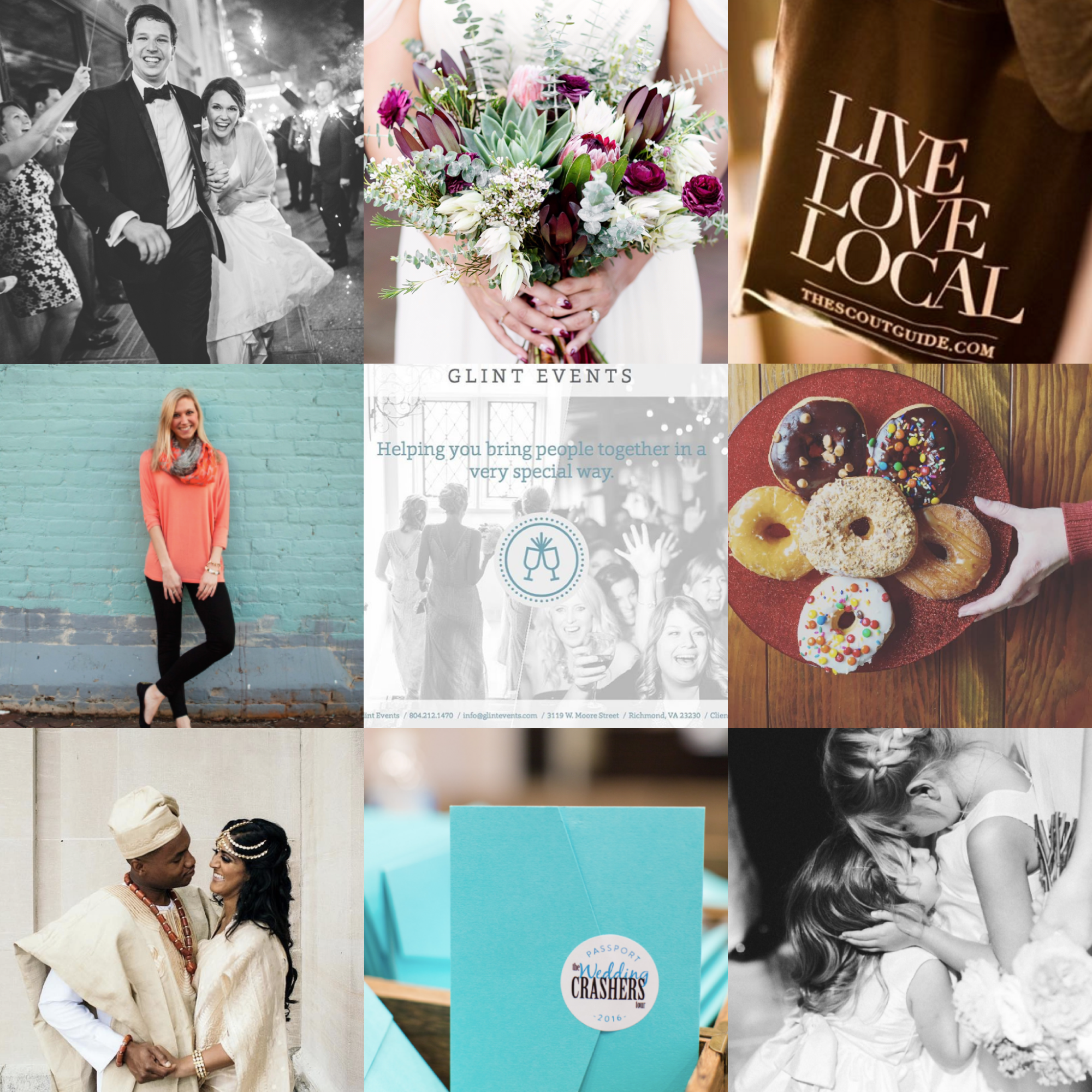 Glint Events | Event Planner | Wedding Planner | Richmond, VA