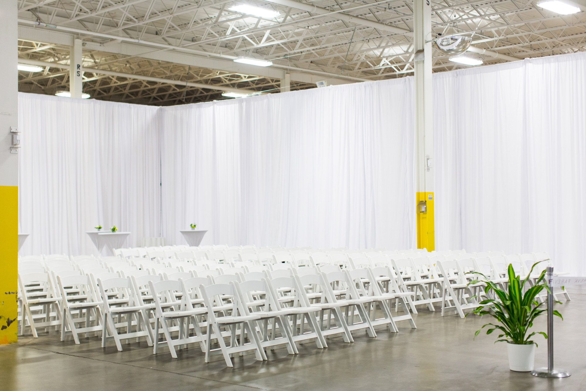 Corporate Events, Corporate Event Planning, Fareva, Michael Simon Photography, Industrial Events, Ribbon Cutting Ceremony, Richmond Events, Dry Shampoo, Aerosol