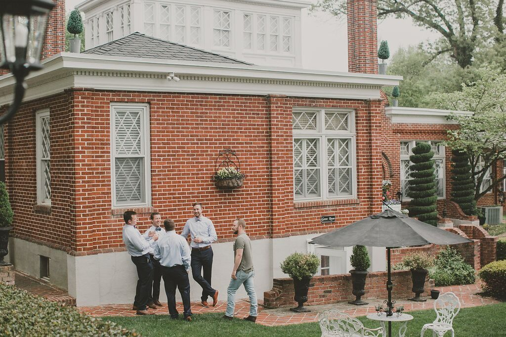 Glint Events, Wedding Planner, Wedding Coordinator, Wedding Stylist, Richmond Wedding, Richmond Weddings, Virginia Wedding, Historic Mankin Mansion, Tara Pattengale, Spring Wedding
