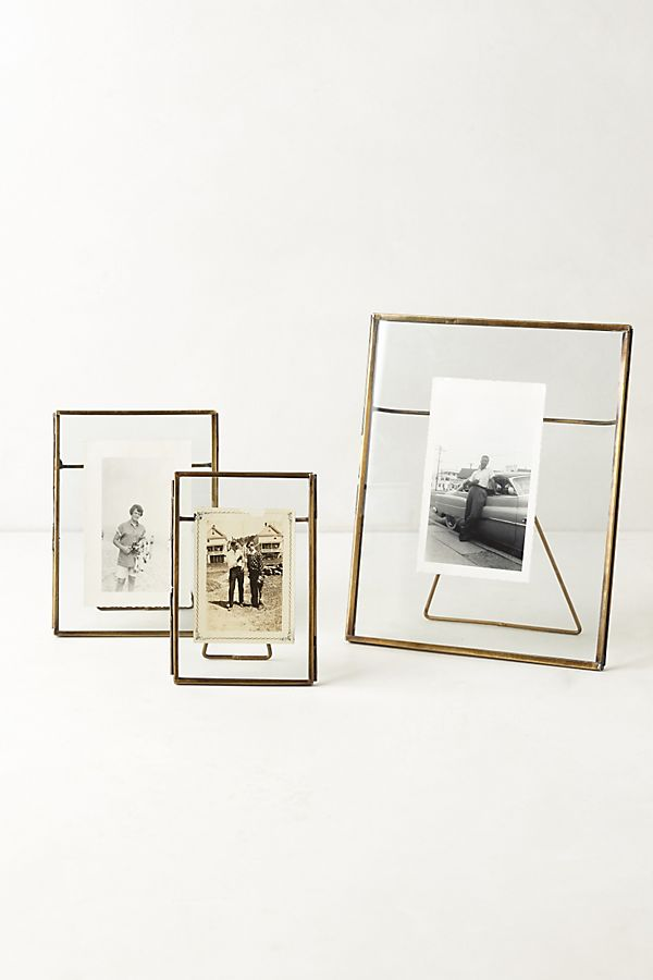 Pressed Glass Frames Glint Events
